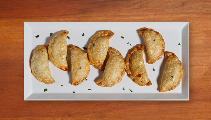 Handheld Chicken Pies