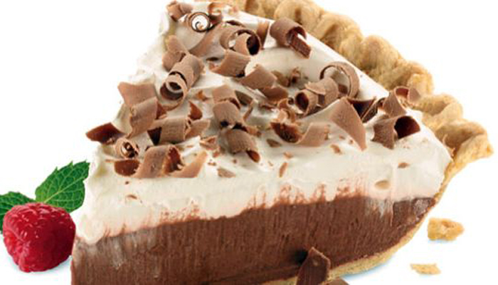 Easy Chocolate Mocha Cream Pie Recipe