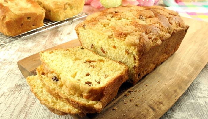 Sweet Babka Easter Bread