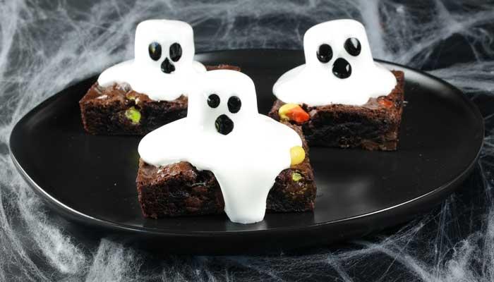 Boo Brownies