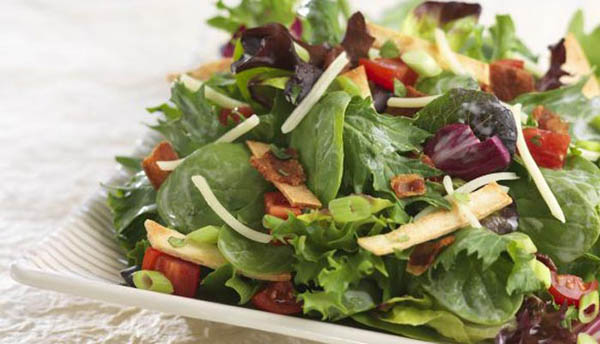 Southwest BLT Salad Recipe