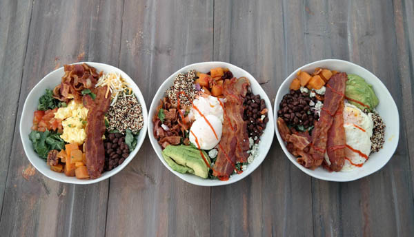 Ultimate Bacon Powerbowl