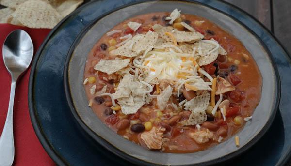 8 Can Chicken Chili Recipe