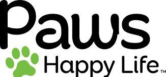 Paws Happy Life logo